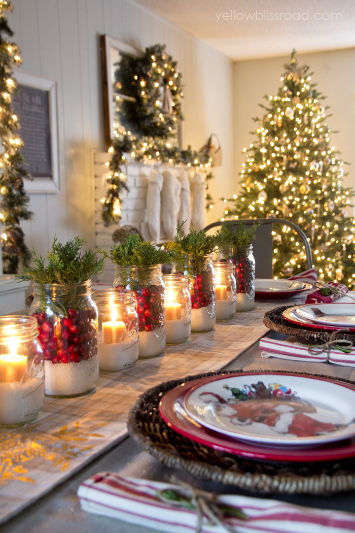 4 Amazing Decoration Ideas for Your Christmas Table